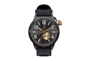Vestal Canteen Leather Watch