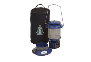 Woods Double Mantle Propane Lantern