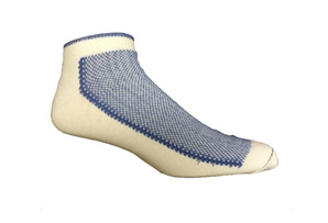 WrightSock Coolmesh Tip Lo Double Layer Socks