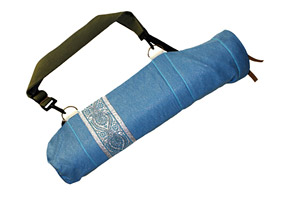 Yogi Bags Vintage Sweat Yoga Bag
