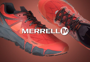 $64.95 Merrell Agility Peak Flex Shoes & More