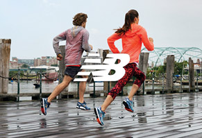 New Performance Footwear, Apparel & More