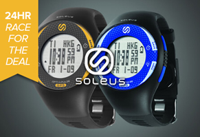$64.95 GPS Pulse BLE Watch