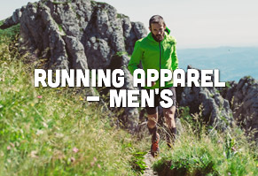 Running Apparel - Men's