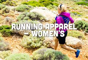 Running Apparel - Women's