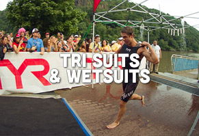 Triathlon Suits & Wetsuits