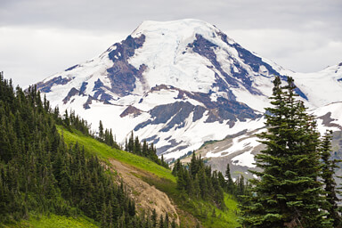 Mount Baker / 2-Day Trip