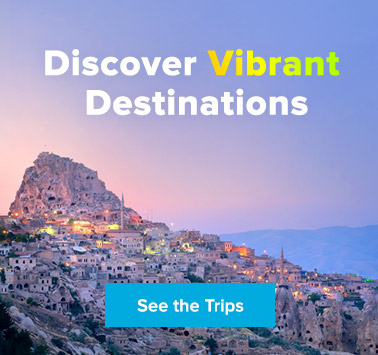 Discover Vibrant Destinations - See the Trips
