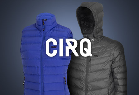 New Down Jackets, Vests and More