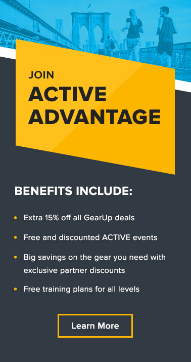 Join Active Advantage for benefits