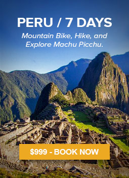 Peru: Machu Picchu Multi-Sport - $999 - Book Now