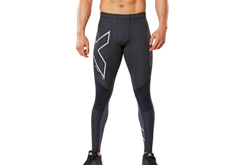 be1c06cb4e 2XU G2 Wind Defence Compression Tights - Men's - ACTIVE GearUp