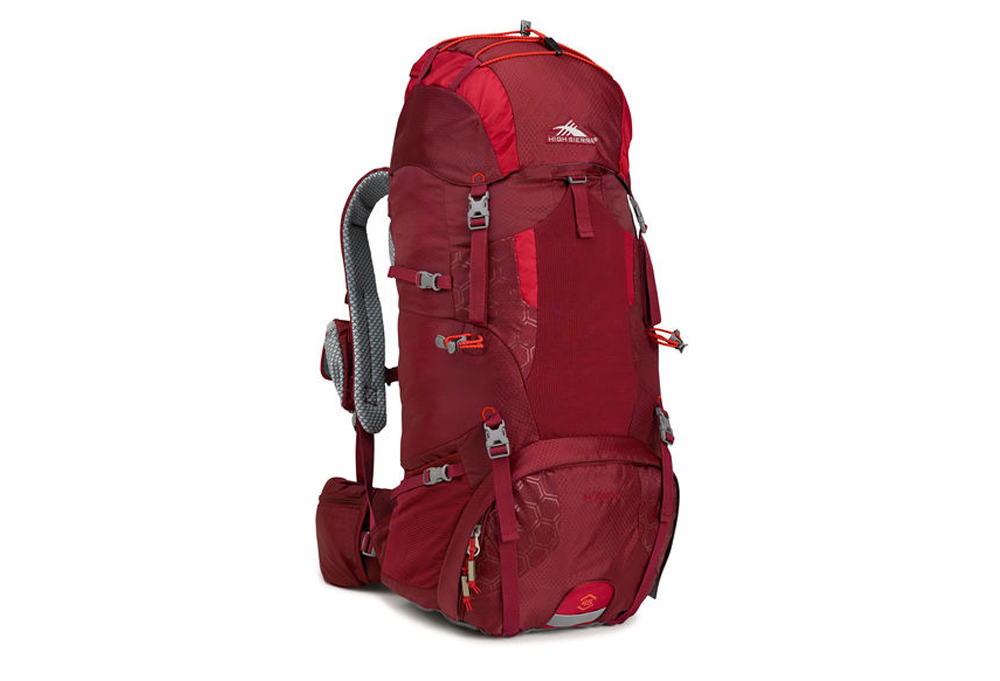 High Sierra Tech 2 Series Hawk 45L Frame Pack