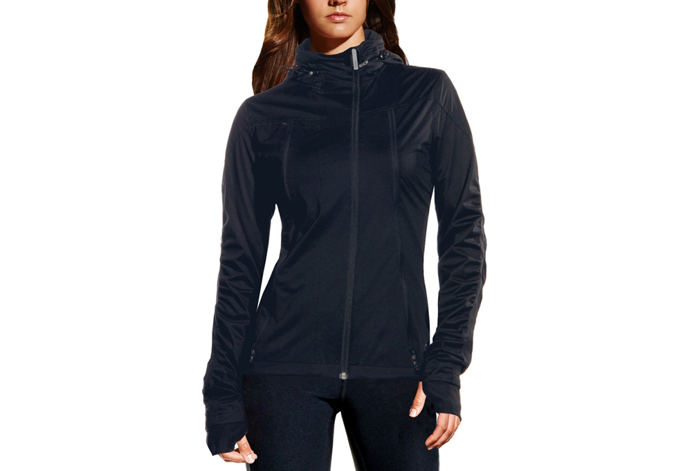 ACTIVE GearUp - MPG Rain Fitted Jacket - Womens