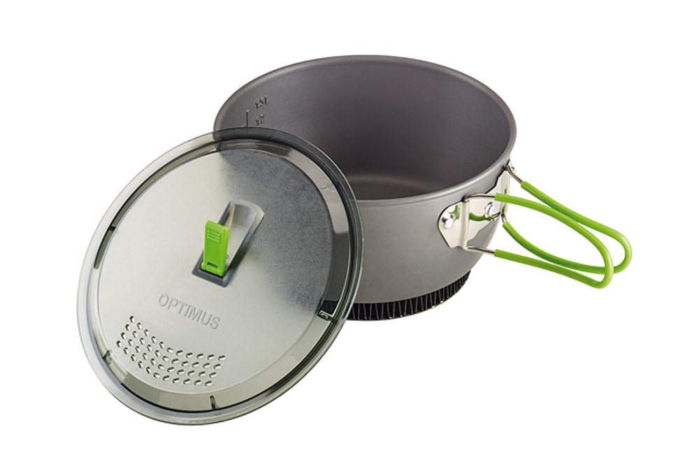 Optimus Terra Xpress HE Pot Set