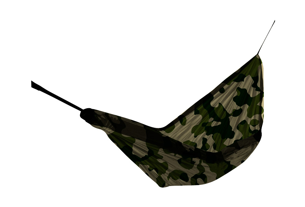 Trek Light Gear Double Hammock w/Rope kit