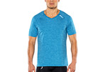 2XU Urban V-Neck Short Sleeve Top - Men's