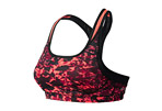New Balance The Print Shapely Shaper Bra - Women's