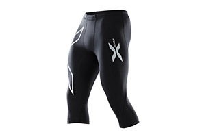 2XU 3/4 Compression Tights - Men's