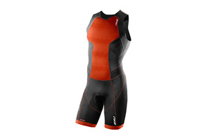 2XU Perform Rear Zip Trisuit - Men's
