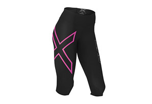 Mid-Rise Compression 3/4 Tights - Women's