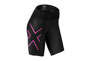 2XU Mid-Rise Compression Short - Women's