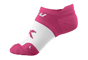 2XU No Show Socks - Women's