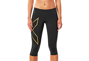 MCS Alpine Compression 3/4 Tights - Women's