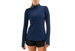 Heat 1/4 Zip Top - Women's