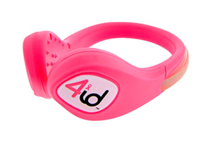 4id Power Spurz Light Up Heel