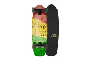 /500 Skateboards Tim Armstrong -