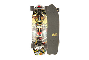 /500 Skateboards Tybred -