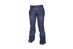 686 Reserved Mission Oil Insulated Pant - Womens