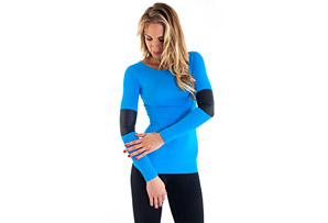 Alii Sport Valerie Long Sleeve Tunic -  Women's
