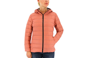 adidas Down Hooded Jacket - Women's