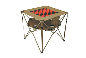 Eclipse Table - Checkerboard