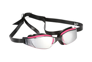 Michael Phelps XCEED Mirrored Goggles