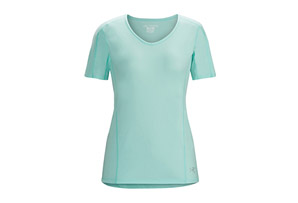 Arc'teryx Motus Short Sleeve Crew - Women's