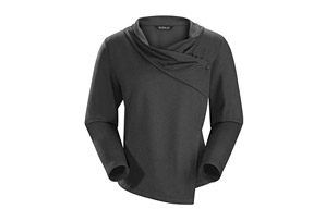 Arc'teryx Yonge Long Sleeve Wrap - Women's