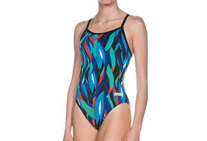 Arena Calla Challenge Back One Piece - Women's