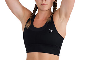 Go-To Racer Back Bra II - Women's