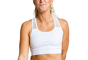 Reveal Mesh Bra - Women's