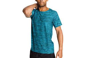 Energy Barcode Tech Tee SS - Men's