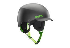 Bern Team Baker EPS Snow Helmet - 2016