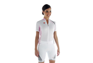 Biemme Strips Cycling Jersey - Women's
