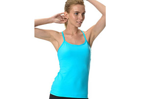 Breeze Comfort Y Knot Sports Top - Womens