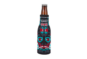 Burton Knit Koozie Bottle Cover