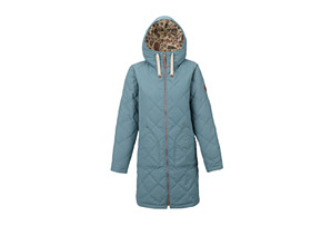 Burton Bixby Long Down Jacket - Women's