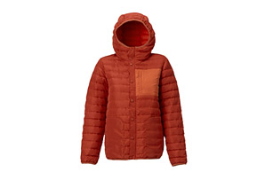 Burton Aliz Evergreen Down Hooded Jacket - Women's