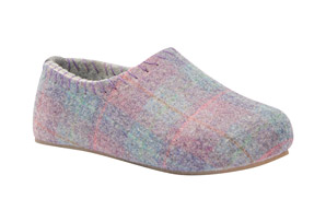 Yew Print Slippers - Women's